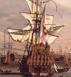 250px-Van_de_Velde_Gouden_Leeuw_ historie