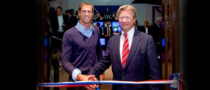 Opening Amsterdam Yacht Club