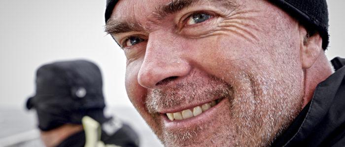 November 19, 2014. Leg 2 onboard Team Brunel.