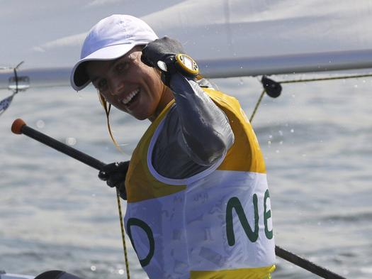 MARITBOUWMEESTER 2016 goud Rio
